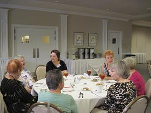 Click to view album: May 2010 Luncheon