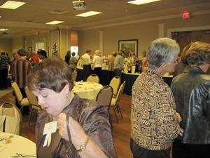 Click to view album: November 2010 Luncheon