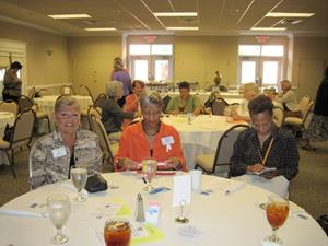 Click to view album: October 2010 Luncheon