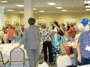 Click to view album: September 2010 Luncheon Meeting