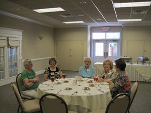 Click to view album: June 2010 Luncheon Meeting